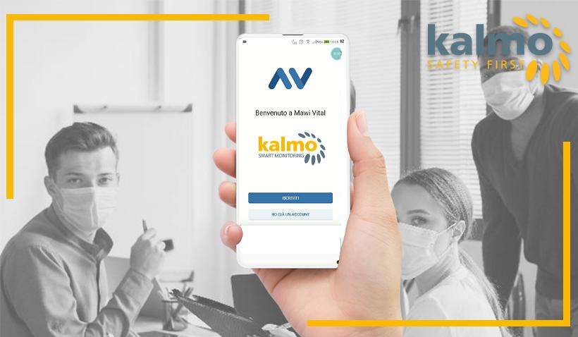 Rischio Covid-19 e salute dei lavoratori: ecco perché Kalmo Smart Monitoring tutela la tua azienda dal punto di vista legale