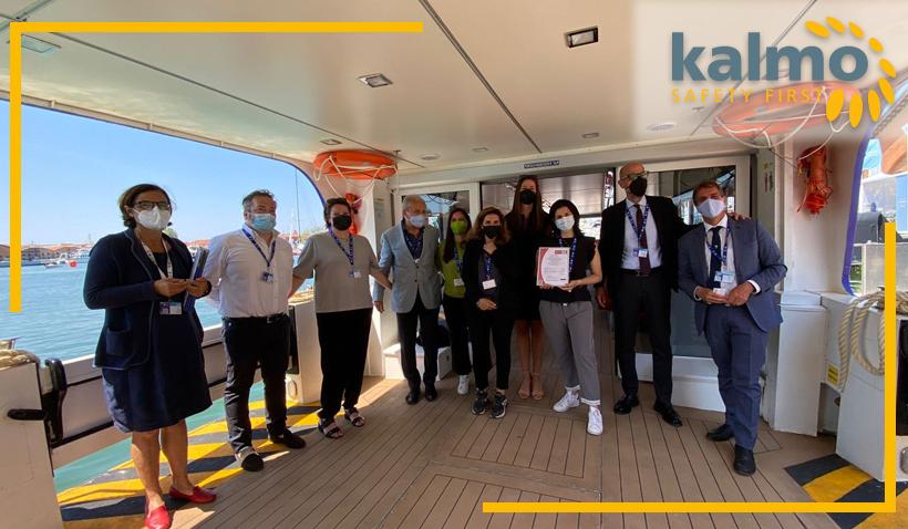 Kalmo accompagna Vela S.p.A. alla Certificazione ISO20121