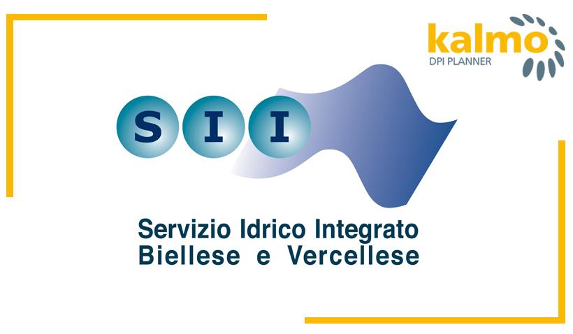 Servizio Idrico Integrato sceglie Kalmo DPI Planner