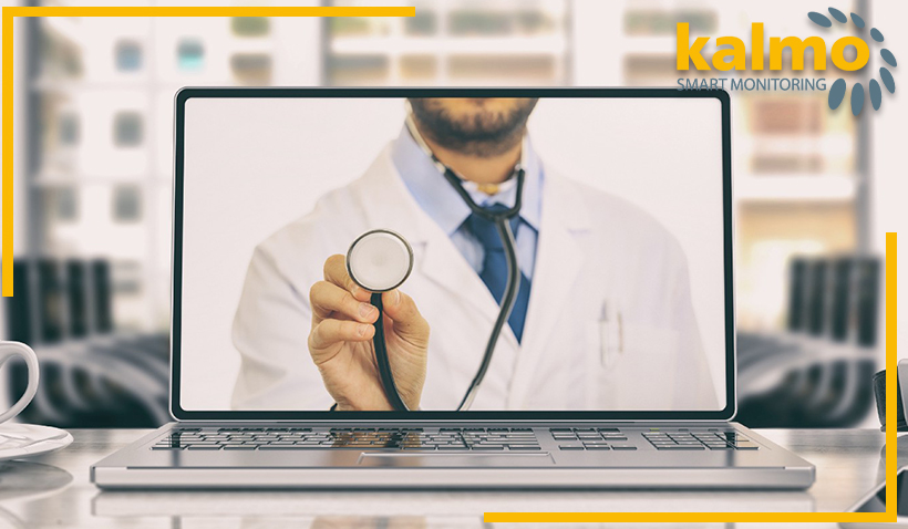 Kalmo Smart Monitoring: smart solutions and devices for telemedicine